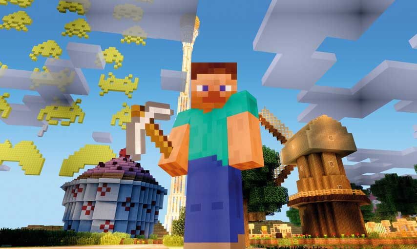 Minecraft Xbox 360 Edition Update 14 Launches Today Full Patch