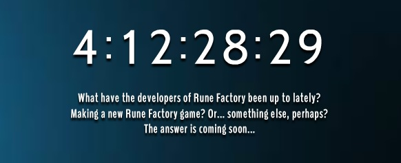 rune factory tease