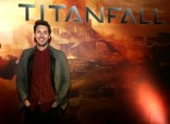 Blake Harrison at Titanfall launch party 1