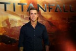 Dan Osborne at Titanfall launch party 1