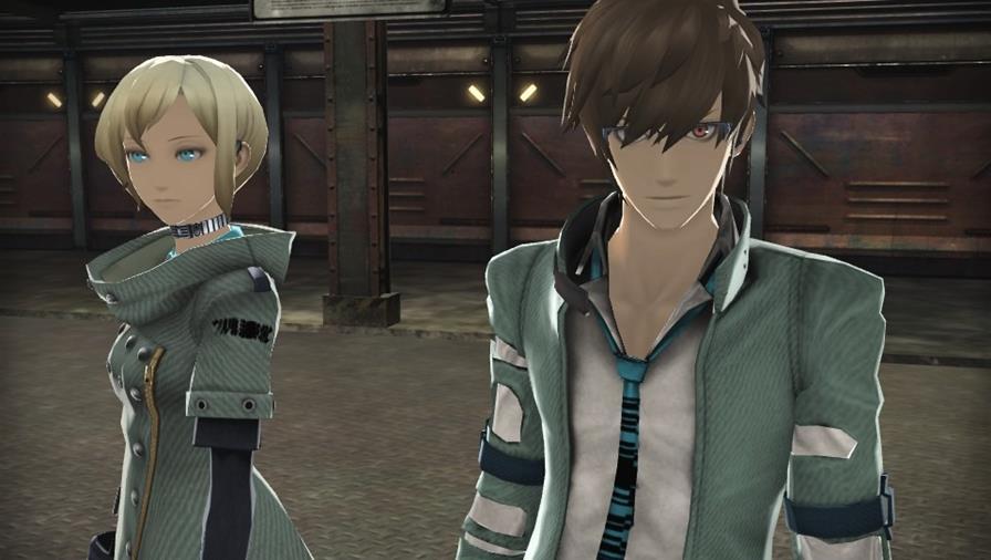 Freedom Wars: PS Vita screens show companion customisation