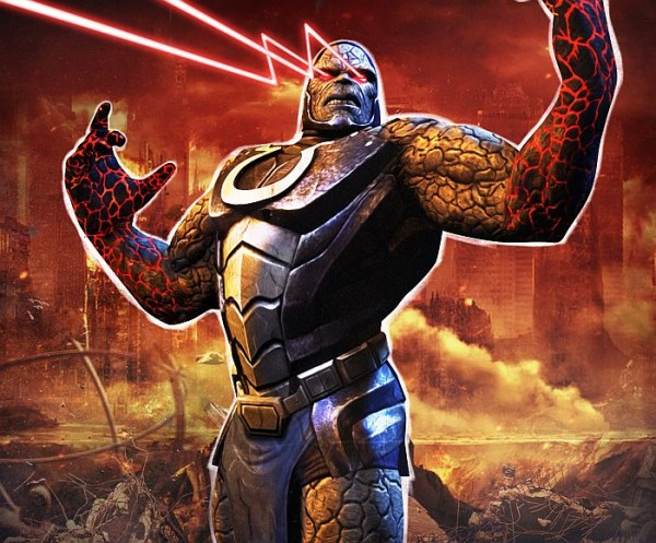 Injustice Darkseid