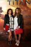 Jessica Wright and Ferne McCann at Titanfall launch party 1