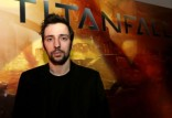 Ralf Little at Titanfall launch party 1