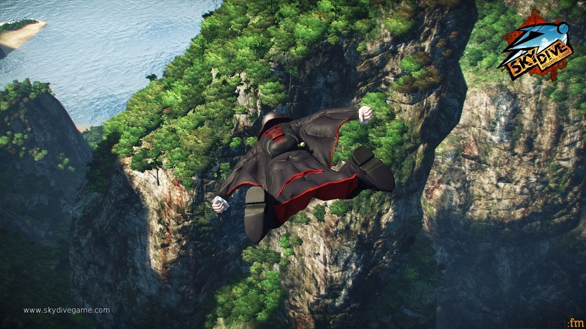 Skydive Proximity Flight