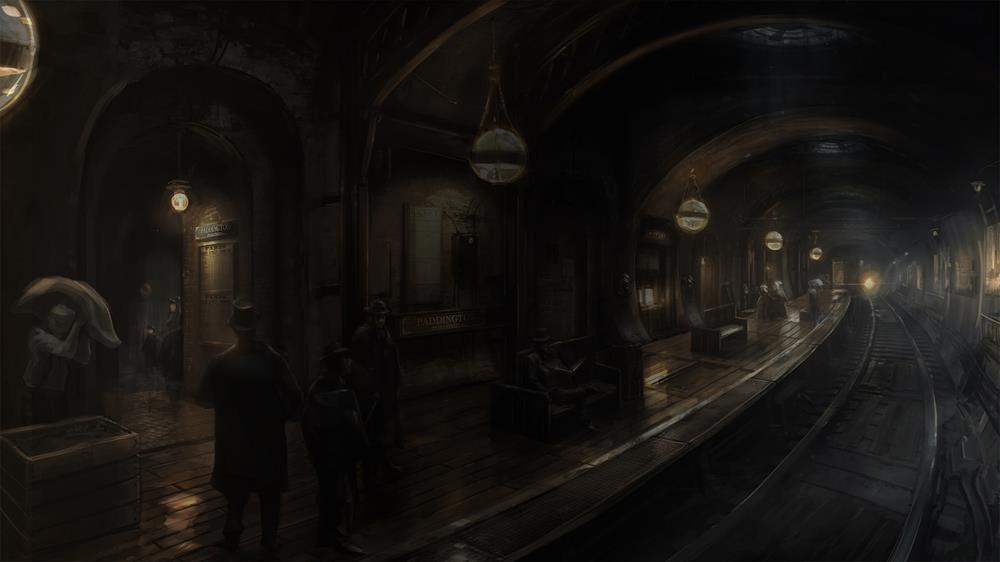 The Order: 1886 Japanese site yields London underground concept art