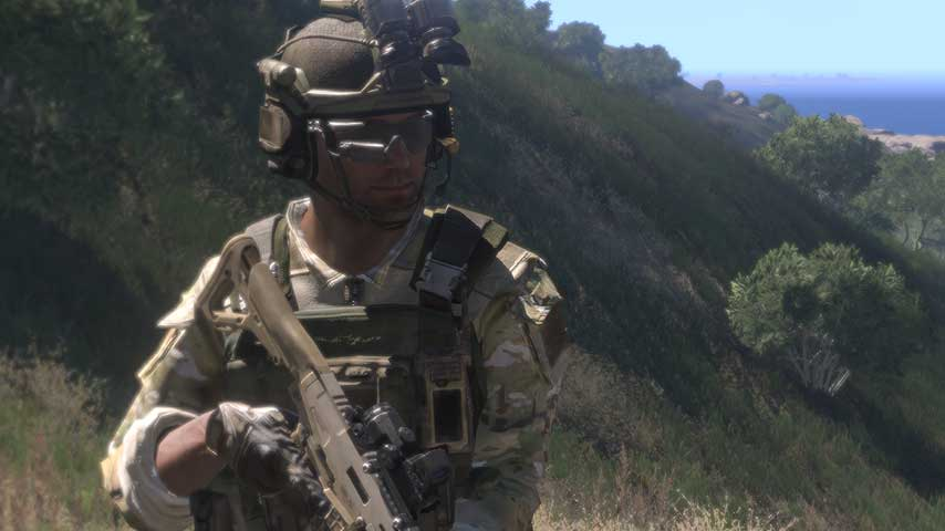 Arma 3 Video Lists 33 Of Its Features Teases Upcoming Expansion Vg247