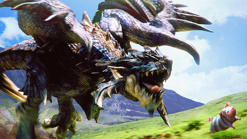 Capcom financials: Monster Hunter 4 boosts firm's full year profits