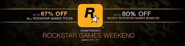 rockstar games sale