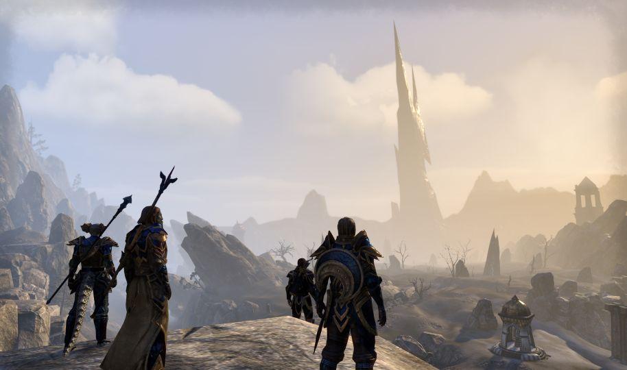 Elder Scrolls Online screenshots show Craglorn update - VG247