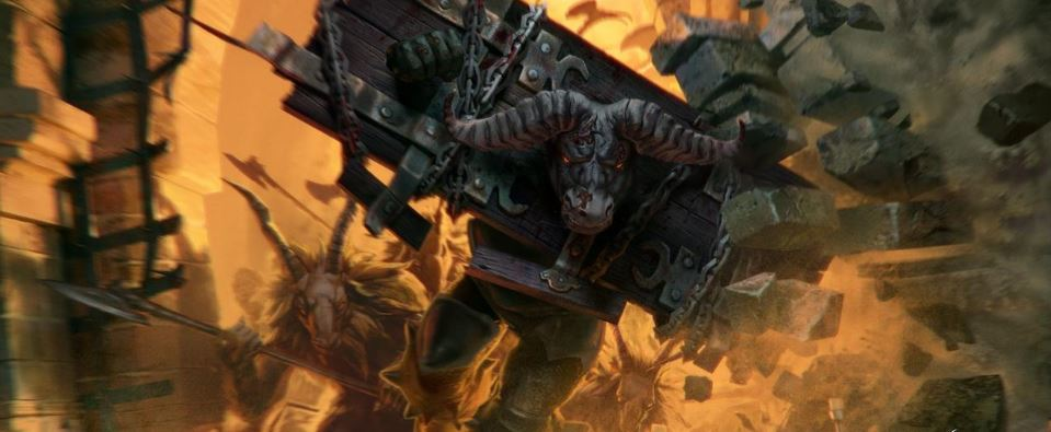 Hellraid Interview Techland S Fantasy Brawler Is Back With