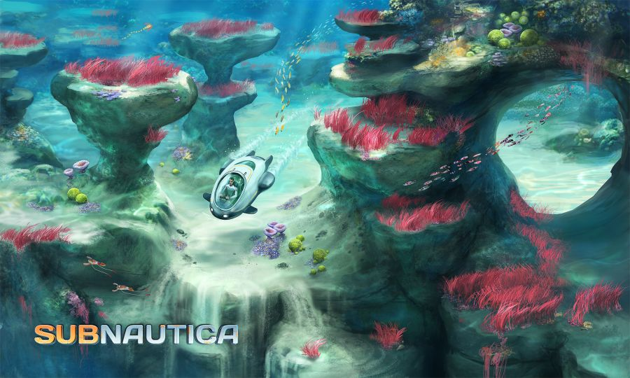 Subnautica is first free download from Epic Games Store