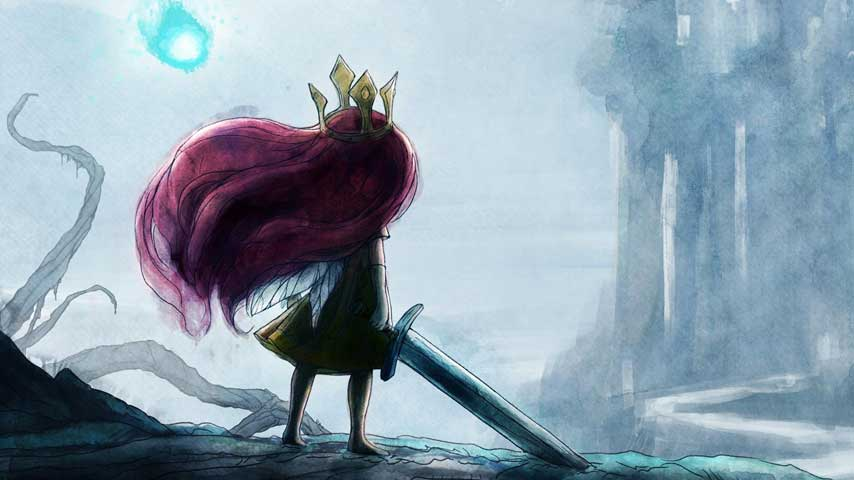Child of Light has both looks and brains, but not much