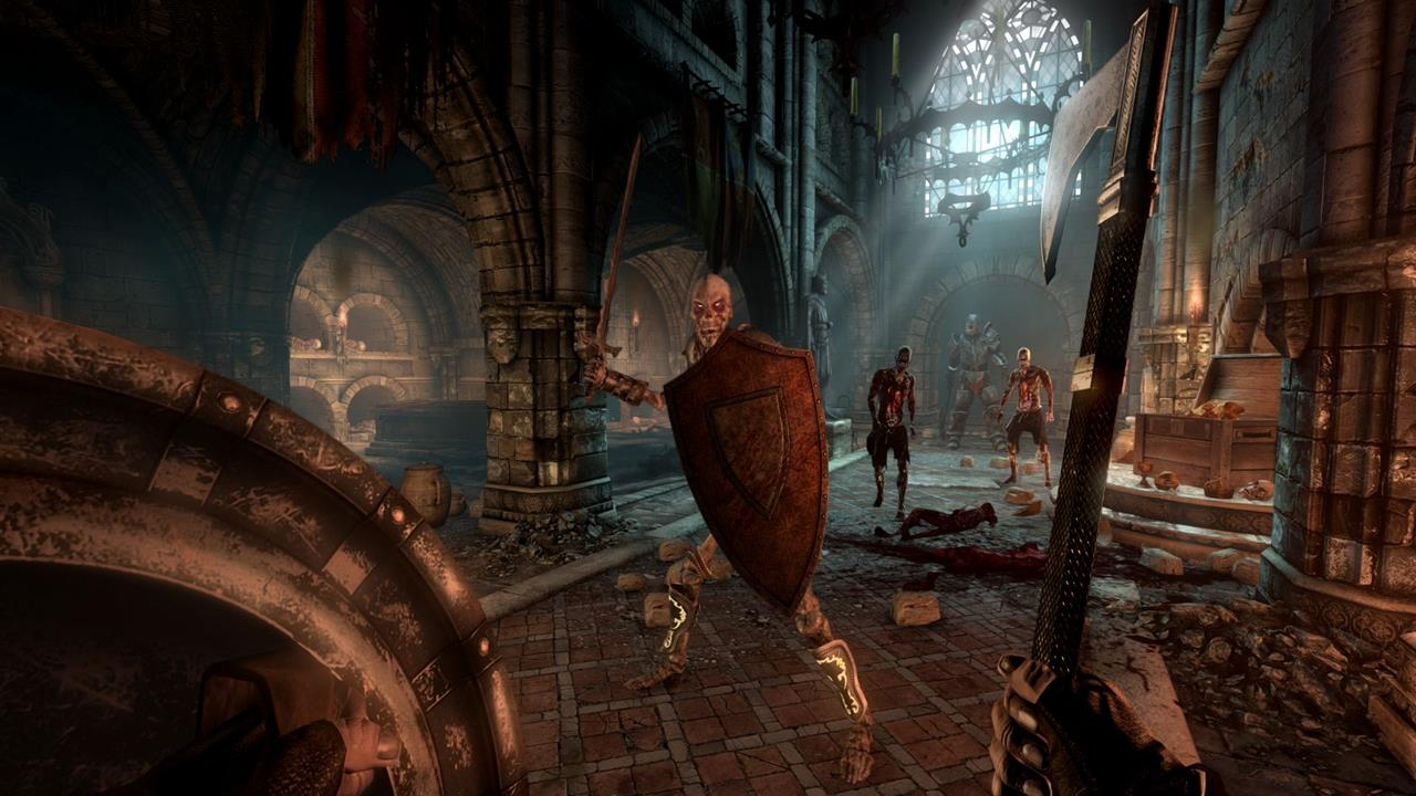 Hellraid re-announced for PC, PS4 and Xbox One following