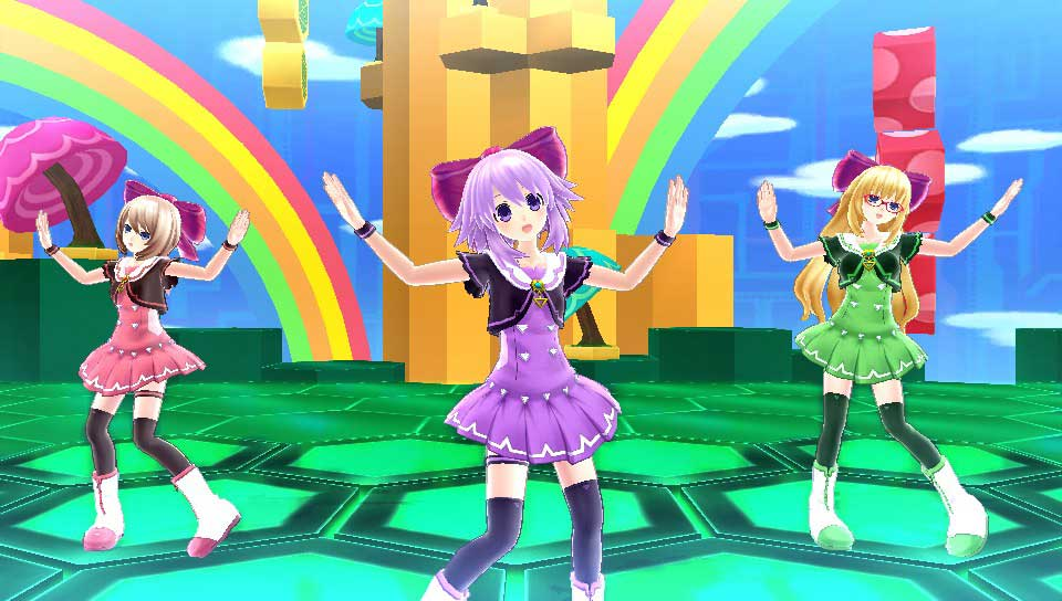 This crossover would be awesome (Hyperdimensional Neptunia and Date a Live) - 9GAG has the best funny pics, gifs, videos.