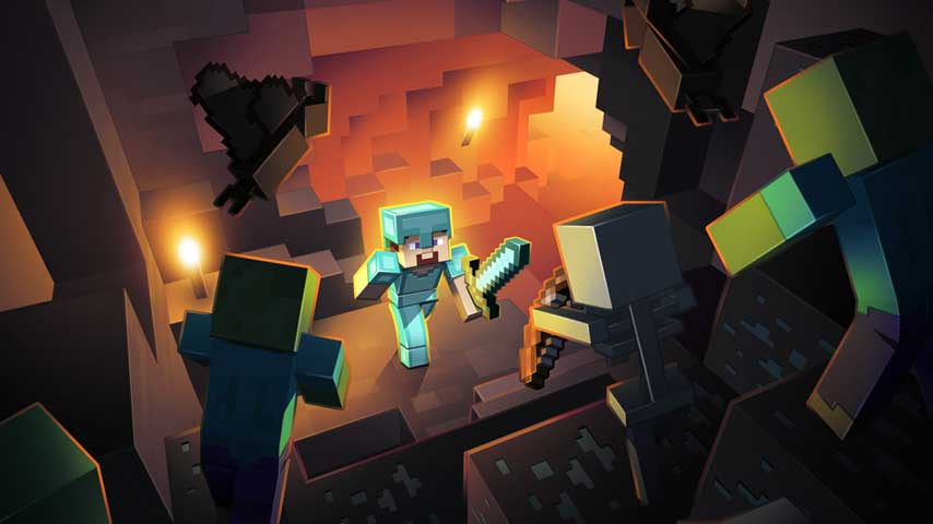Minecraft Xbox 360 and PS3 worlds will transfer to Xbox One