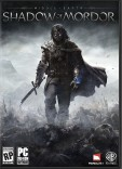 shadow of mordor box art pc