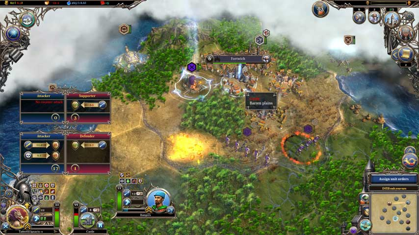 скачать игру Warlock 2 The Exiled - фото 9