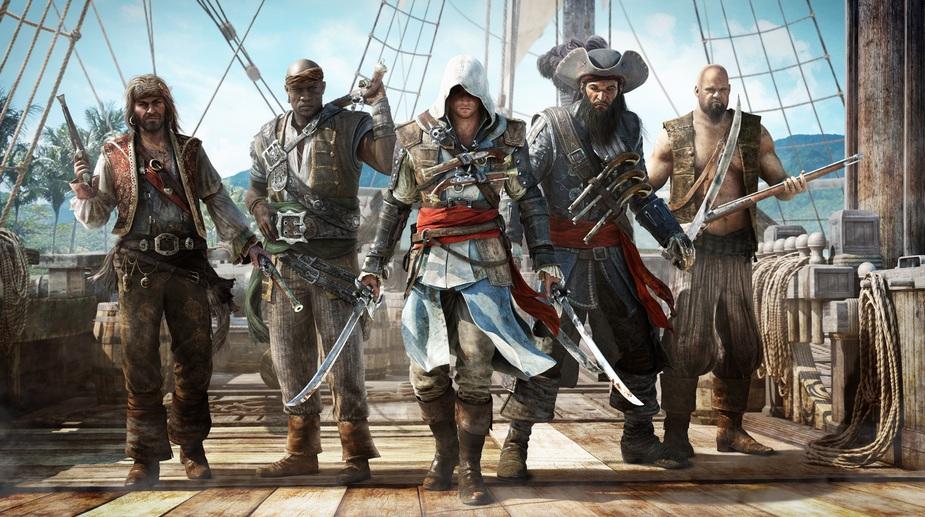 Ass Creed Pirates