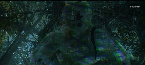 Call of duty advanced Warfare cloak جنگ های پیشرفته در راه است : نکات جدید تریلر Call of Duty : Advanced Warfare