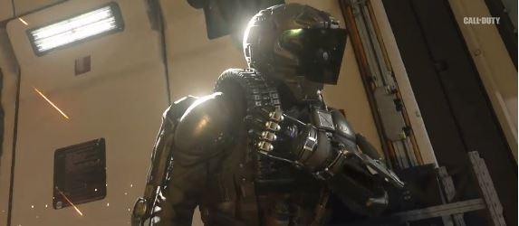 Call of duty advanced Warfare visor جنگ های پیشرفته در راه است : نکات جدید تریلر Call of Duty : Advanced Warfare
