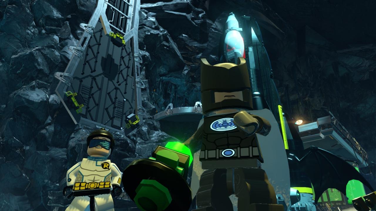 Lego Batman 3 Beyond Gotham Character Poster Lego Batman 3 Beyond Gotham