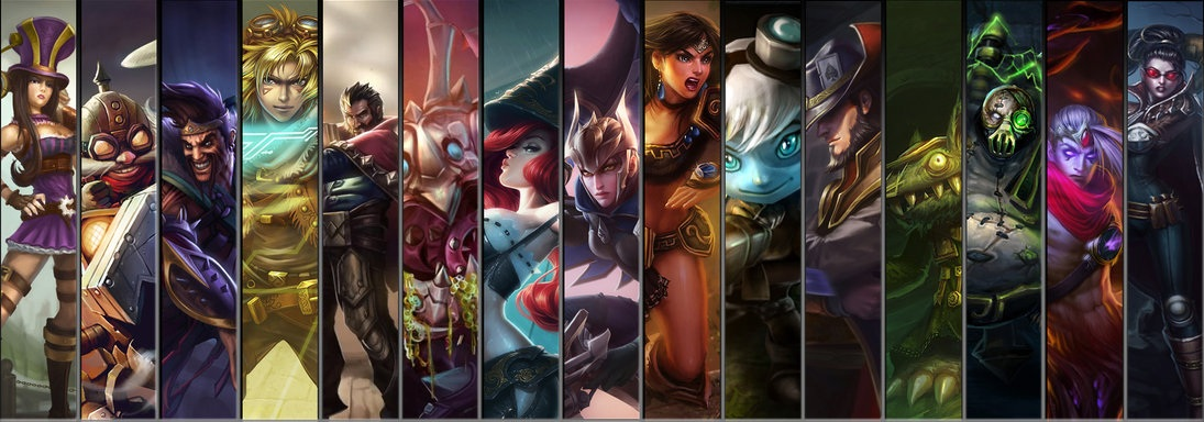 League_characters