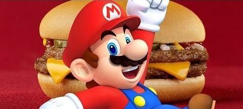 Mario McDonalds