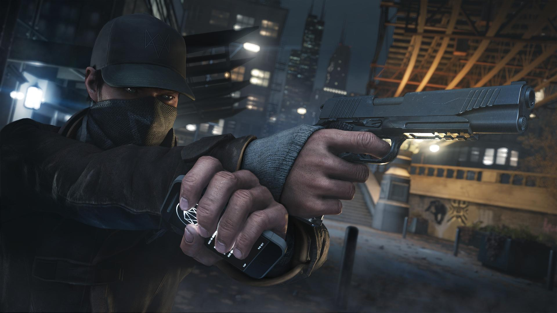 Watch Dogs Review Journal 1 Welcome To Chicago Page 2 Of 2 Vg247