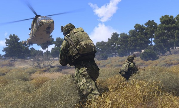 A look at Arma 3's upcoming Apex and Eden updates - VG247