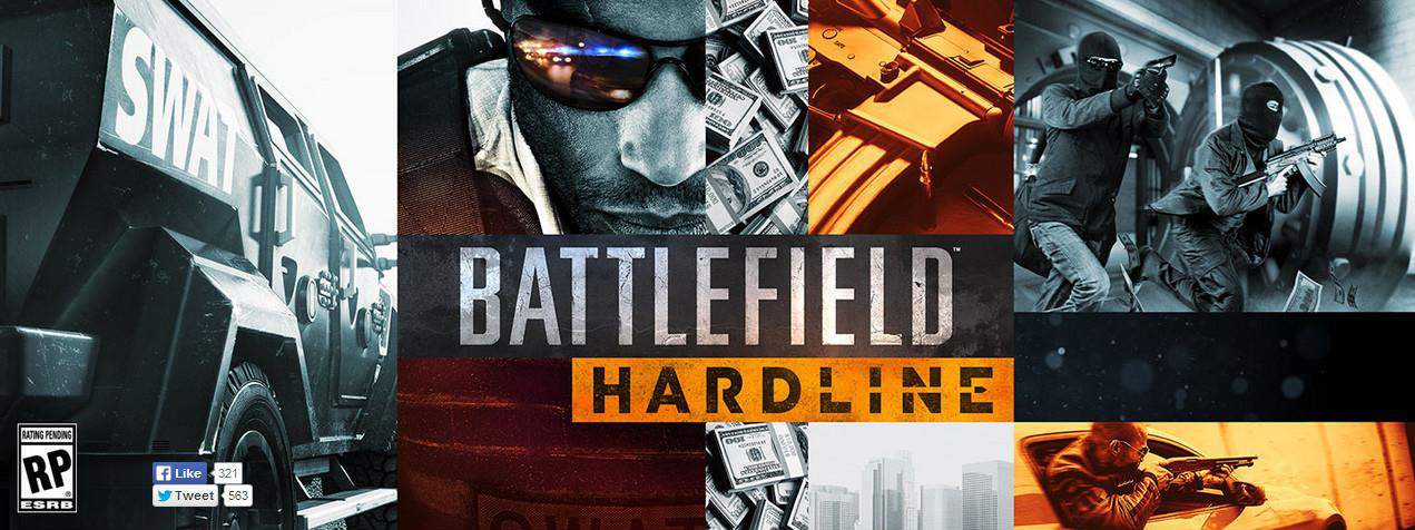 "EA Confirms "" Battlefield Hardline"" as Truck Leaks"