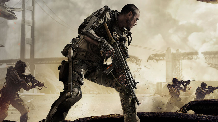 Call Of Duty Advanced Warfare Has Zombies Rumour Vg247