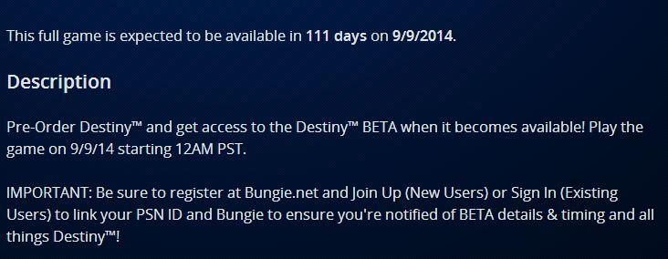destiny-beta-pre-order