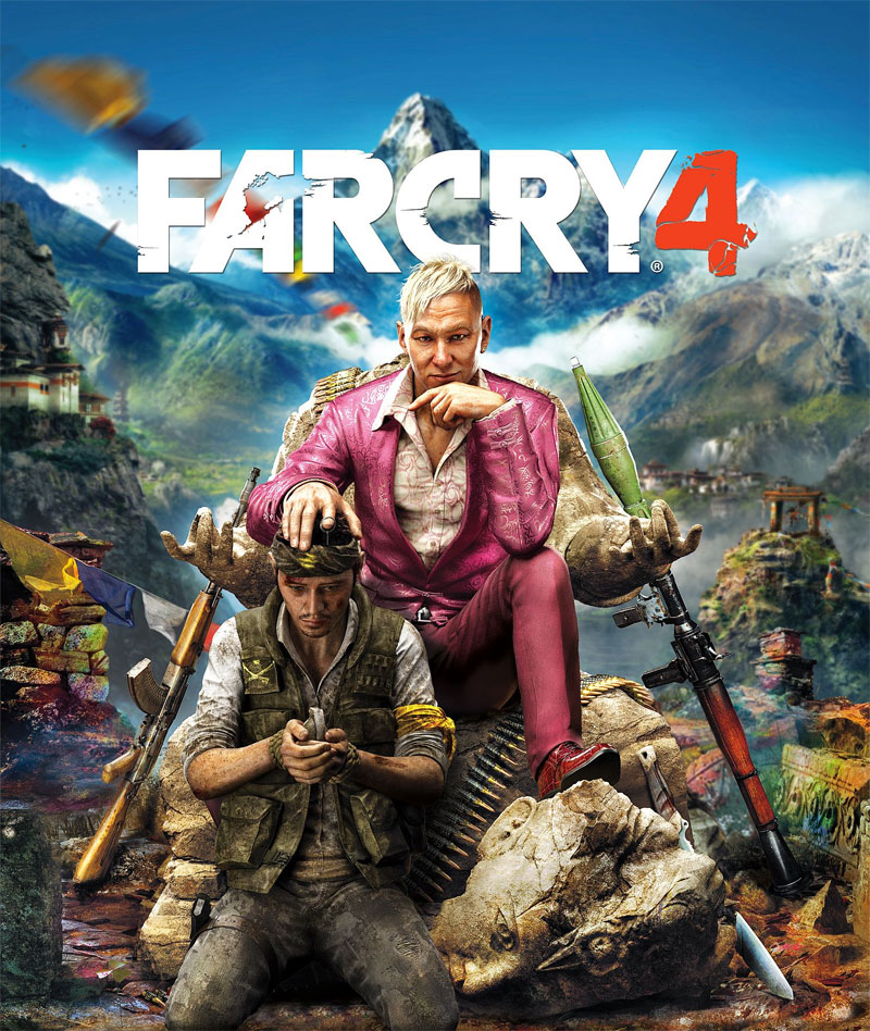 Far Cry 4 Cover Art Assumptions Were Uncomfortable Says Ubisoft Vg247