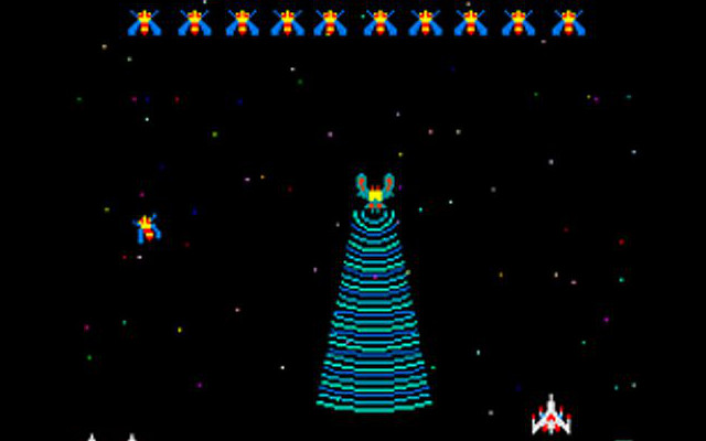 it looks like arcade classic galaga is primed to make a comeback vg247