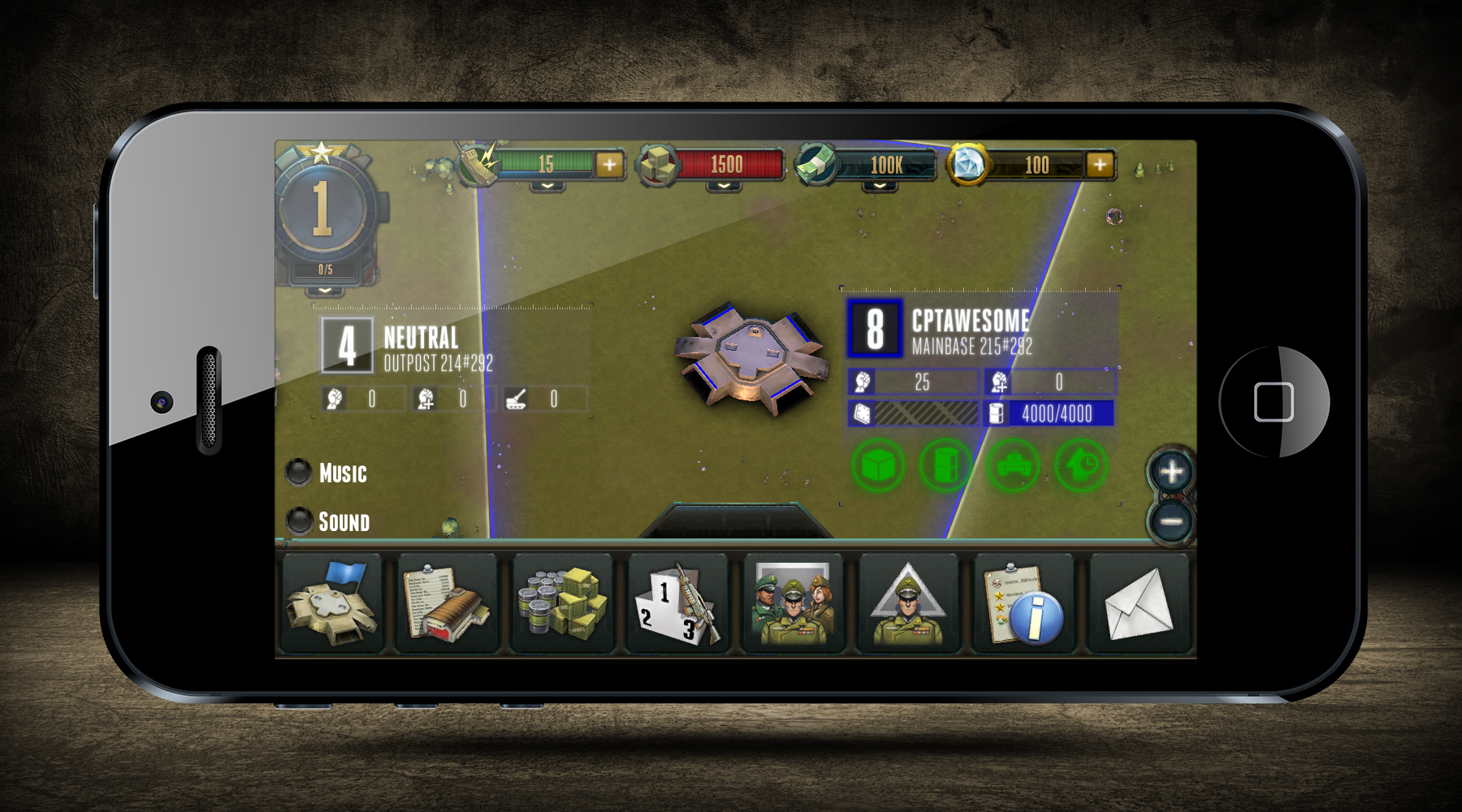 PvP-heavy cross-platform strategy-MMO Rising Generals is modern