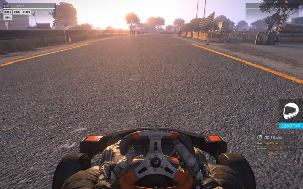 arma 3 karts first person