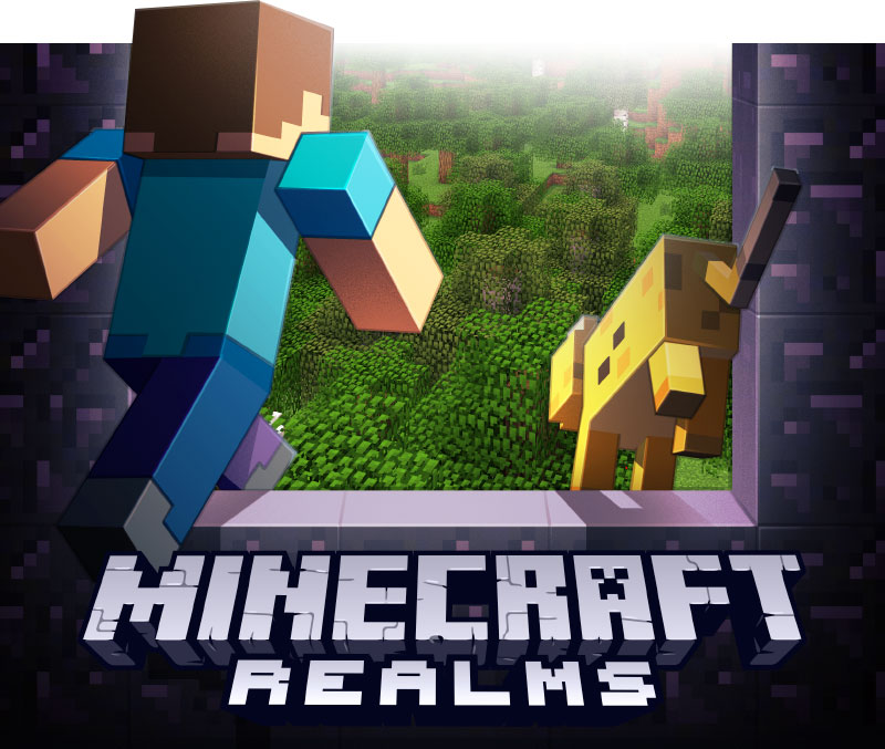 If You Cant Figure Out How To Host Your Own Game Minecraft Realms - Minecraft online spielen mojang