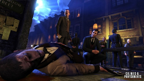 Frogwares' Sherlock Holmes games are now all available, and heavily discounted, on GOG