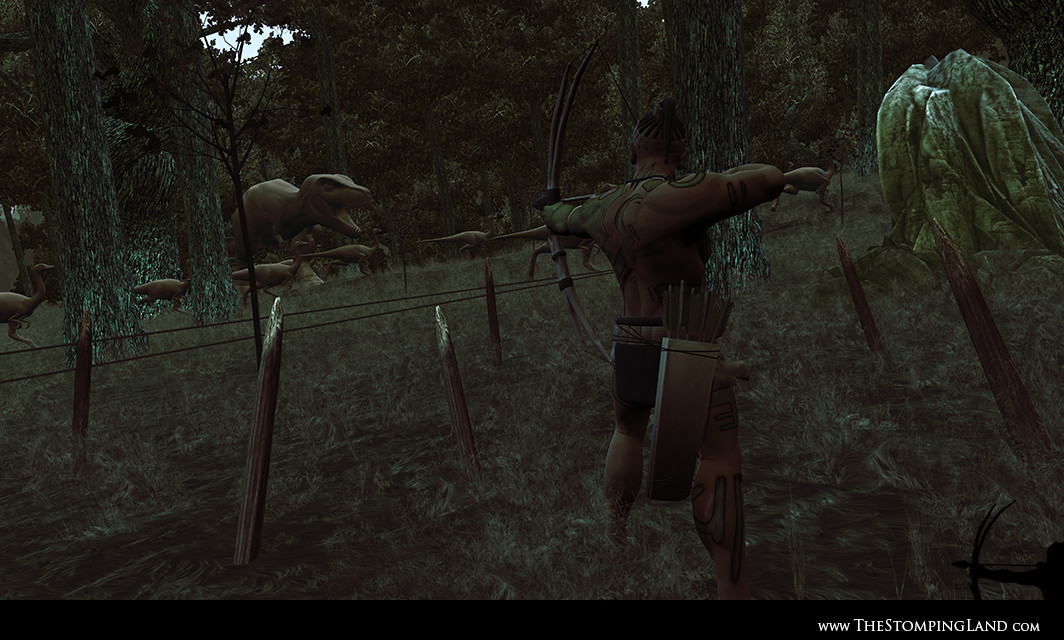 Finally, a survival game that's not about zombies (it's
