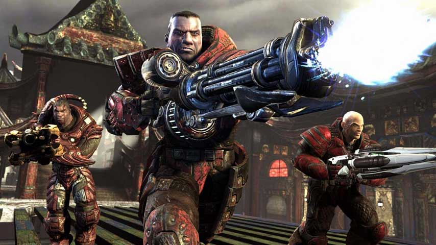 Epic tells us why the new Unreal Tournament is totally free