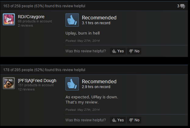 watch dogs positive review