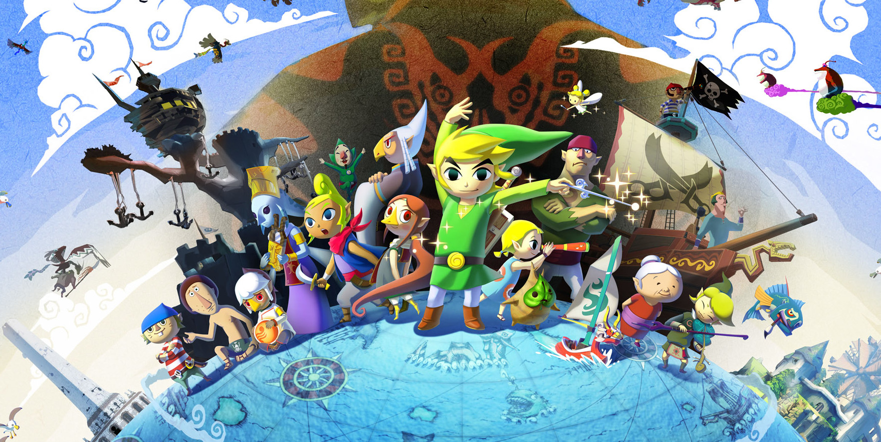 New The Legend of Zelda: Symphony of the Goddesses content debuts
