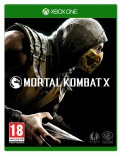 Mortal Kombat X Xbox One cover