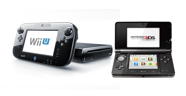 Image result for Wii U and 3DS