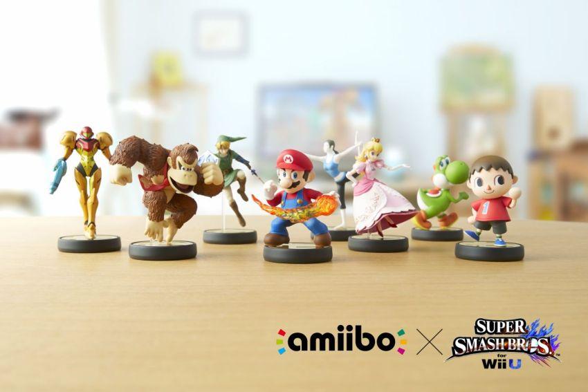 Wii U firmware update adds Amiibo support - VG247