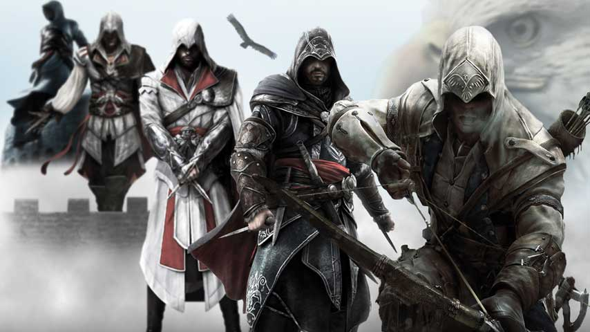 For The First Time The Next Assassin S Creed Won T Be Made In