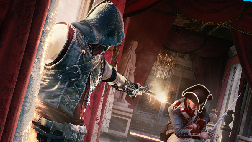 Group Of Cool Assassins Creed Unity