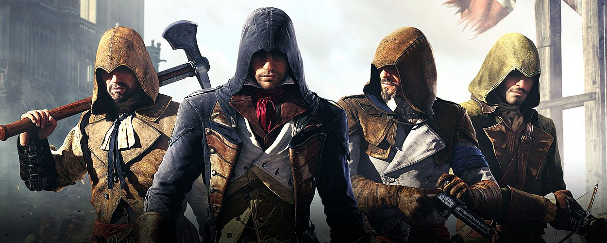 Ubisoft Responds To Lack Of Playable Females In Assassin S Creed