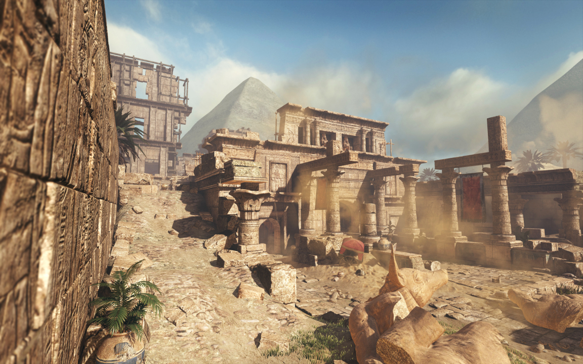 Watch Every Call Of Duty Ghosts Invasion Map In Action Vg247